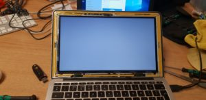 Macbook Air New LCD